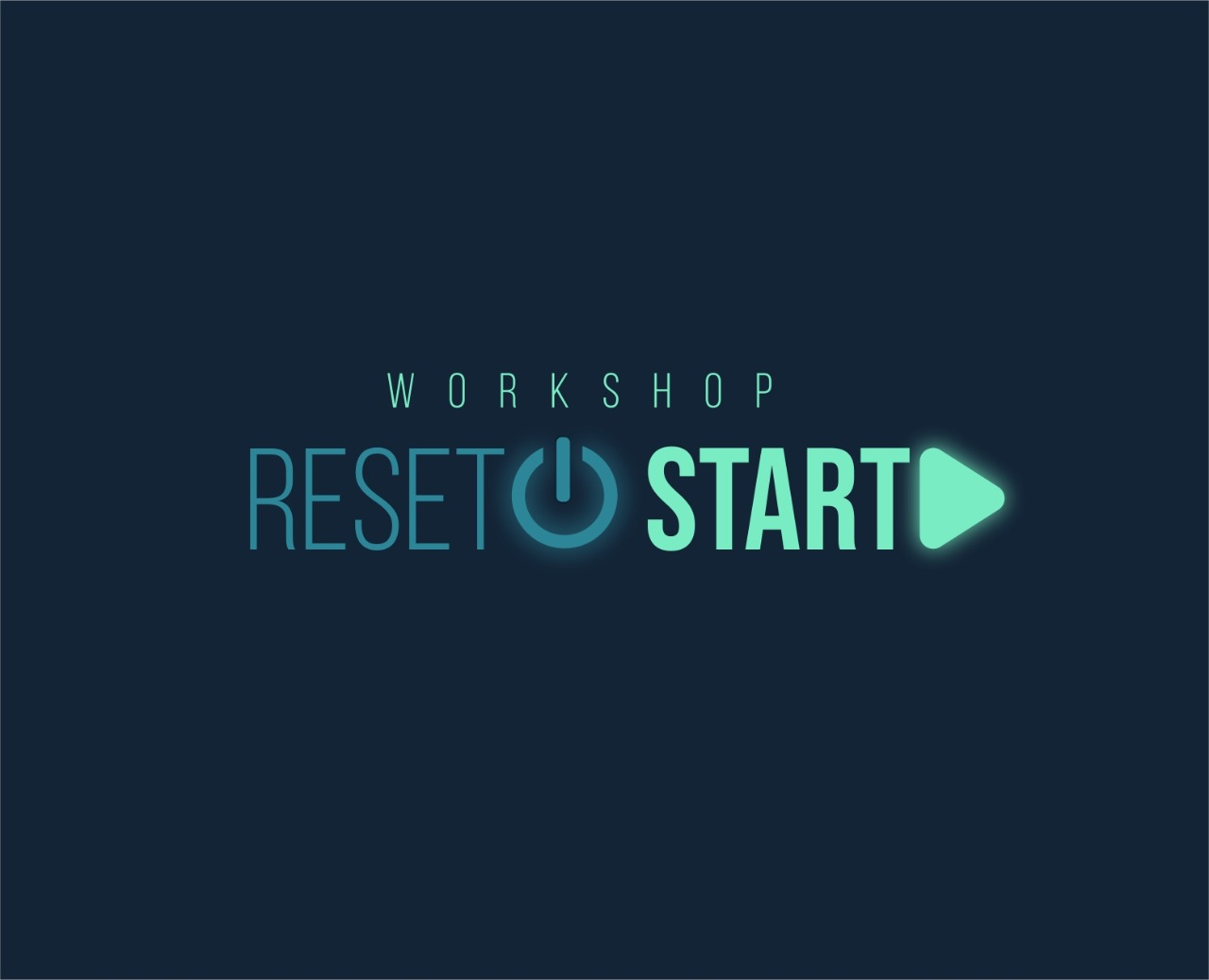 INICIA HOJE O WORKSHOP RESET/START